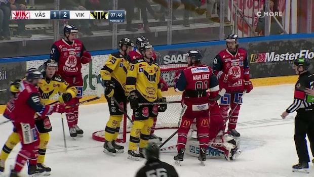 Höjdpunkter: Västervik-Västerås