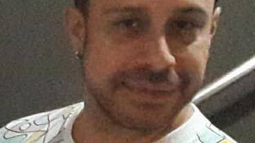 Frisören Alberto Enrique Ferrer, 42, hittades styckmördad. Foto: / LAS PROVINCIAS