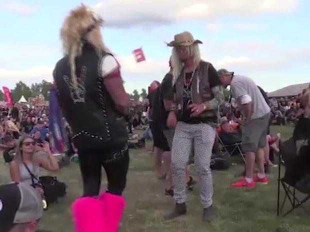 Dags för årets rockinvasion – 33 000 till Sweden Rock