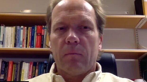 Professorn om corona: Det är oroväckande
