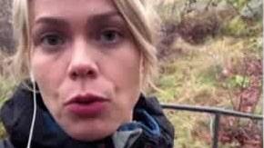 """Nina Svanberg: """"De har hittat ett klädesplagg nära pojkvännens bostad"""""""
