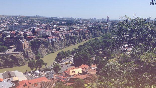 10 måsten i Tbilisi