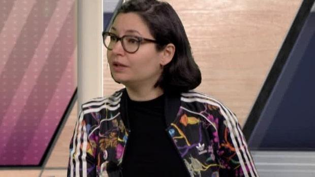 """Gita Nabavi: """"Högerextrema krafter maktsamlar"""""""