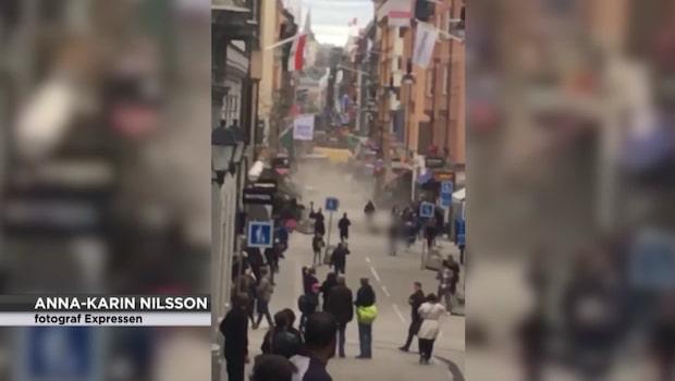 Sammanfattning: Så gick terrordådet på Drottninggatan till