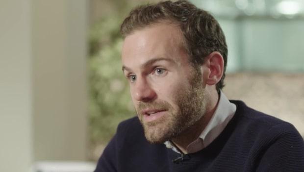 "Juan Mata: ""United hör hemma i Champions League"""