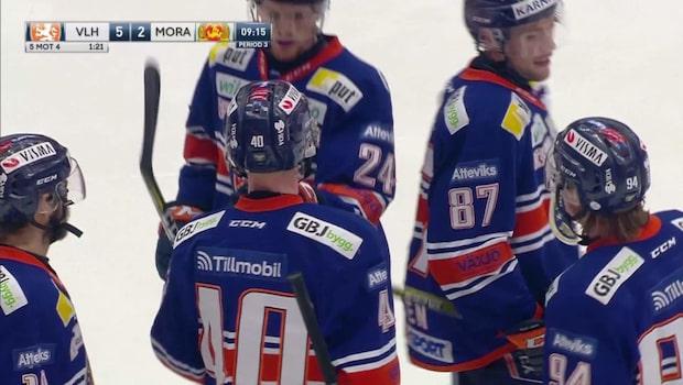 Se när Elias Pettersson blir bäst i modern tid