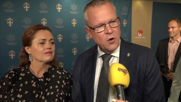 "Janne Andersson: ""Jag vet vem som kommer vinna"""