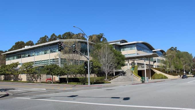 Youtubes huvudkontor i Kalifornien. Foto: Wikipedia