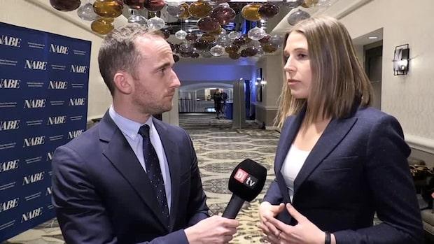 Di:s USA-korrespondenter intervjuar flera på NABE-konferensen