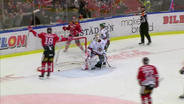 Höjdpunkter: Örebro-Frölunda