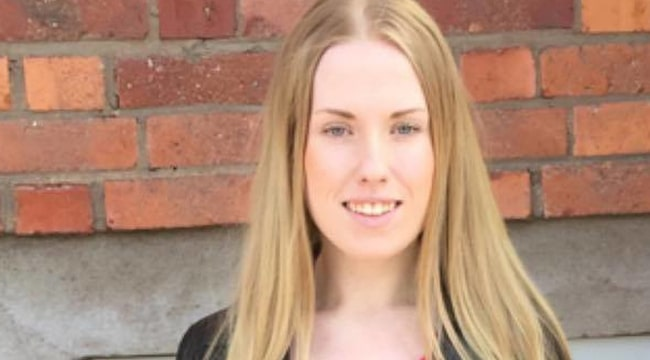 Sara Stille, 22, berättar om sin resa.