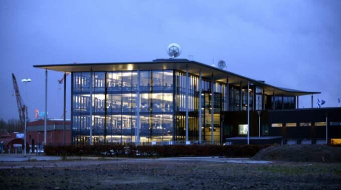 SVT-huset. Foto: Lennart Rehnman