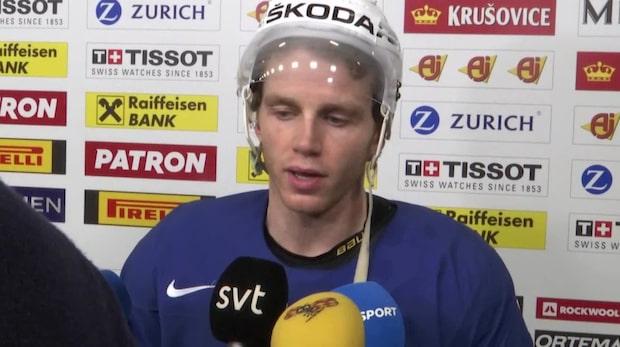 """Patrick Kane: """"Vi försöker bidra till amerikansk hockey"""""""