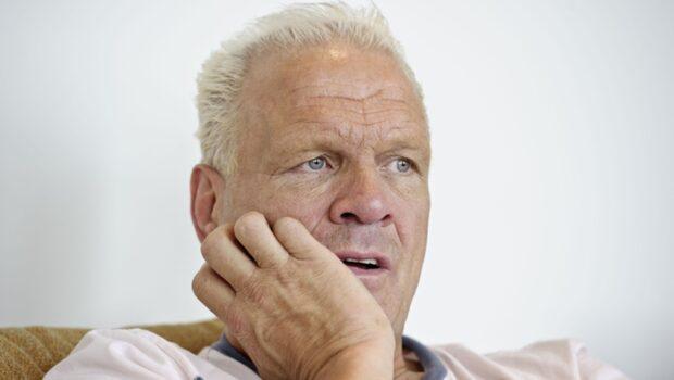 Frank Andersson i sorg efter broderns bortgång