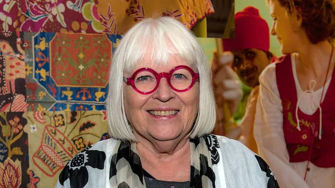 Gudrun Sjödén. Foto: /IBL / /IBL