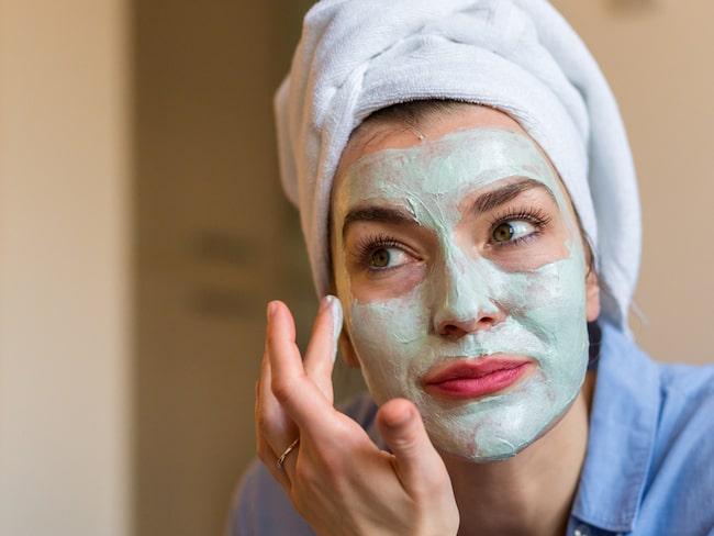 test av ansiktsmasker
