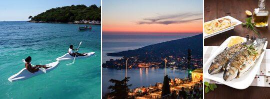 Albanien vill ta en plats i solen