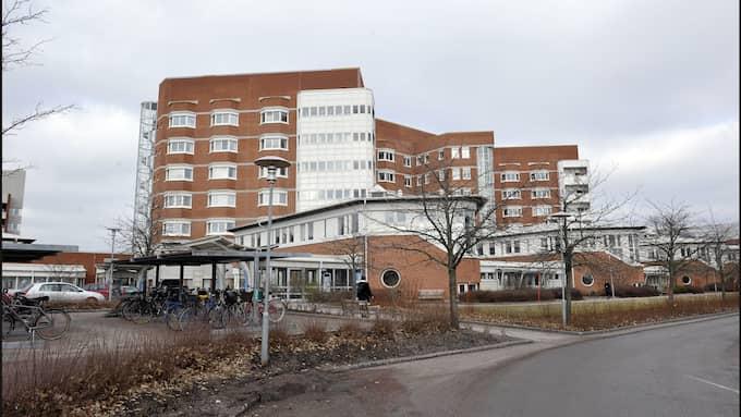 Paret har anmält förlossningsavdelningen till IVO, Inspektionen för vård och omsorg. Foto: LASSE SVENSSON