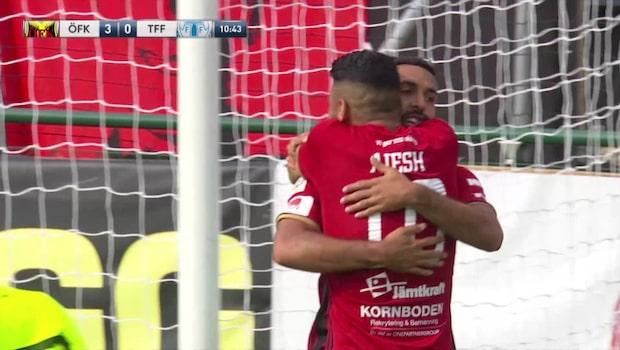HÖJDPUNKTER: Östersunds FK – Trelleborgs FF