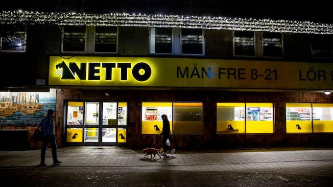 Som första matkedja i Danmark inför nu Netto pant på sina plastpåsar. Foto: ANDERS YLANDER