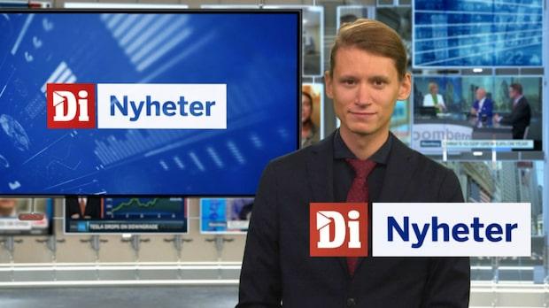 Di Nyheter 17.00 - 18 september 2018