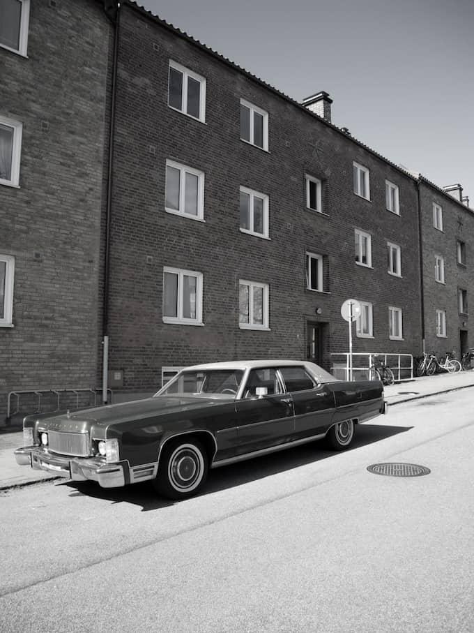 """""""Projekt 20001 – Mångfald, möten, möjligheter"""" av Jonas Valthersson. Foto: JONAS VALTHERSSON / LILJEVALCHS"""