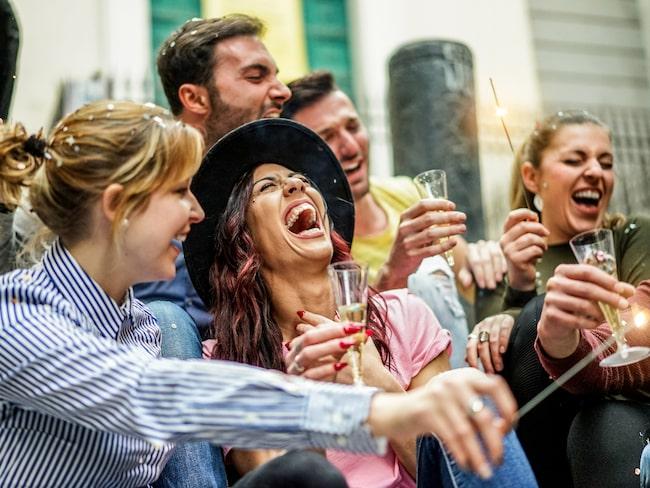 Prosecco är poppis i London. I februari öppnade en ny bar tillägnad den mousserande drycken.