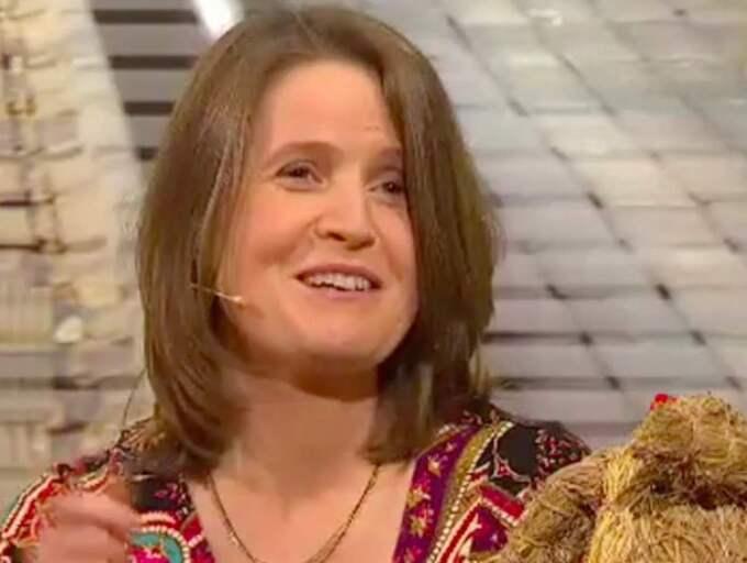 """""""Det är de här minuspoängen. De är hämmande"""", säger Louise Epstein i programmet. Foto: SVT."""