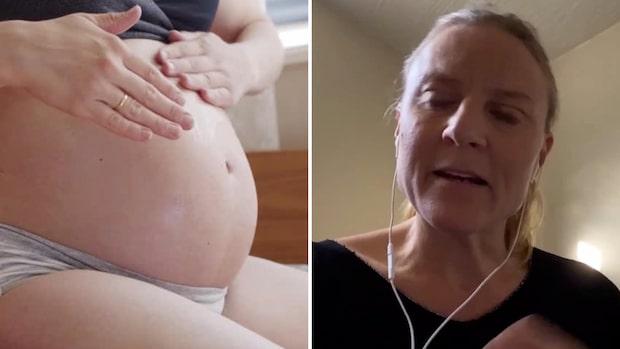 """Gynekologen: """"Vänta med att bli gravid just nu"""""""