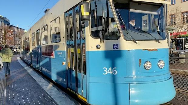 Västtrafiks nya drag för att minska trängsel