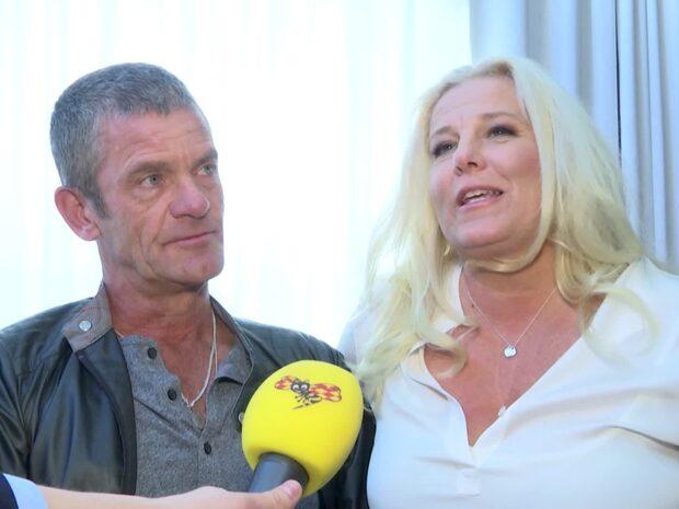 Parneviks fixade ihop Carina Berg och Erik Johansson