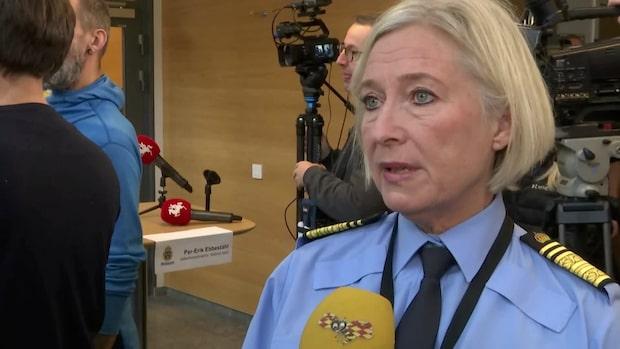 """Regionpolischefen: """"Vi ser att kriminaliteten kommer lägre ner i åldrarna"""""""
