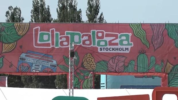 Lollapalooza i Sverige för första gången