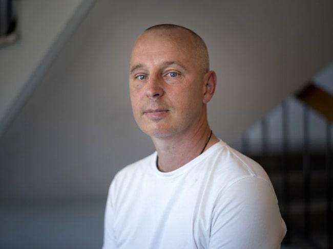 """""""Mitträcken är fantastiska och så bra på så många sätt. De bryr sig inte om du somnar eller får en impuls"""", säger Tomas Fredlund, trafiksäkerhetsanalytiker på Transportstyrelsen. Arkivbild."""
