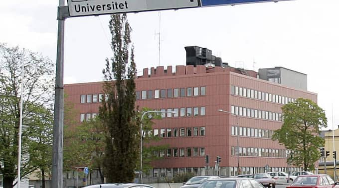 Polishuset i Härnösand. Foto: Sven Lindwall