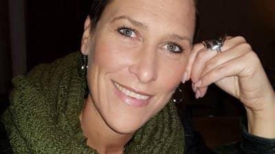 Karin Thorbjörn, har anklagat Karlsson för att ha gjort närmanden. Foto: Facebook.