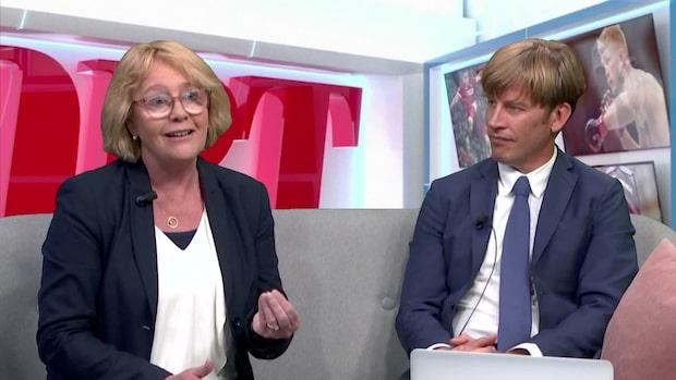 """Iréne Svenonius: """"Möjlighet att visa upp det vi kan om hållbarhet"""""""