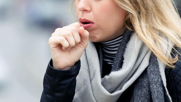 Ny forskning: Sättet du hostar avslöjar om du har covid-19