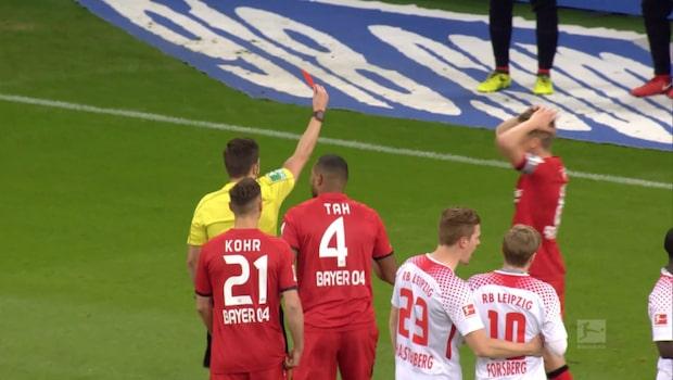 Höjdpunkter: Leverkusen-Leipzig