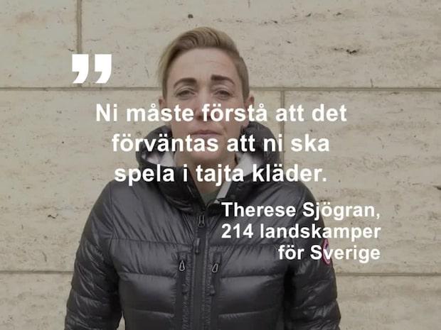 Ni Måste Förstå – Therese Sjögran