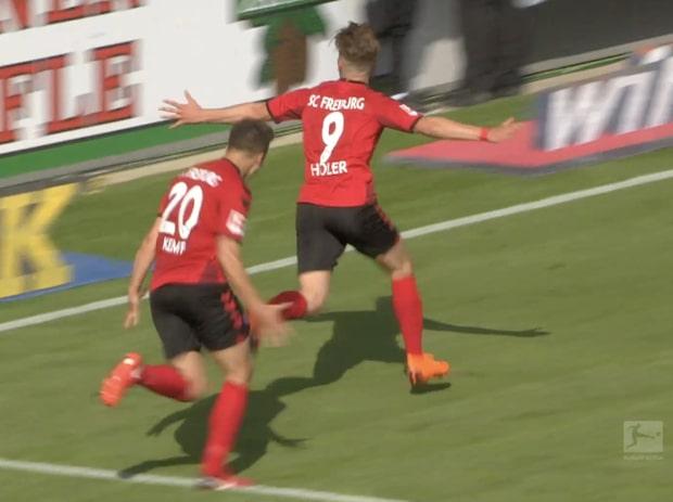 Highlights: Freiburg-Köln