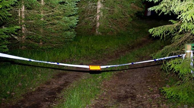 En död man hittades vid ett ödetorp förra veckan. Nu bekräftas att den döde är torpägaren. Foto: Johan Valkonen