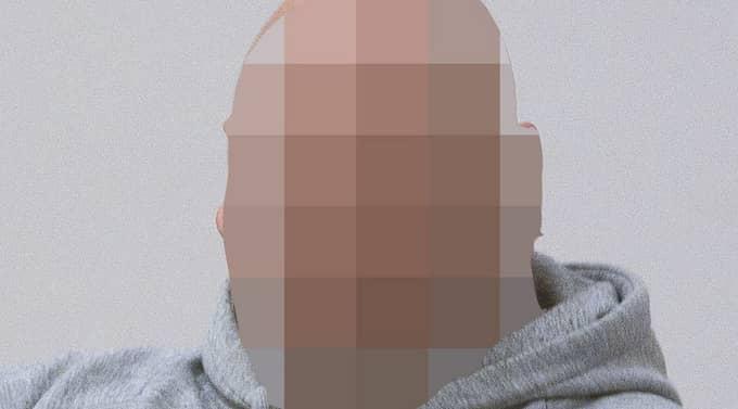 Den 43-årige mannen dömdes till ett års fängelse. Foto: Roger Vikström
