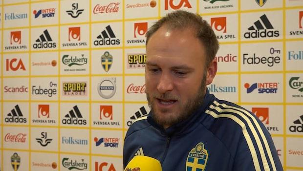 Granqvist: En fantastisk match