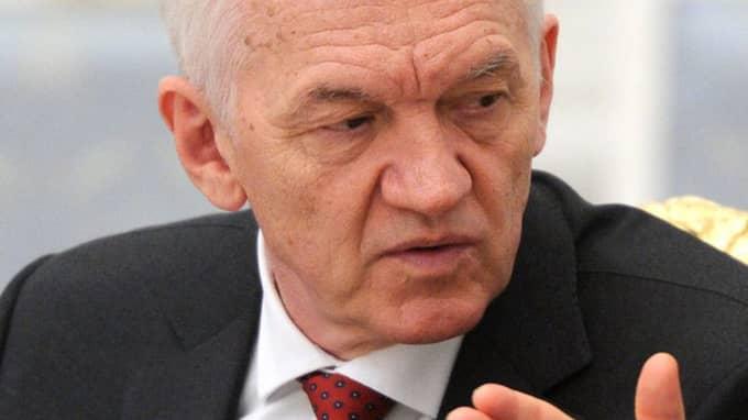 Den ryske oligarken Gennadij Timtjenko. Foto: Wikicommons