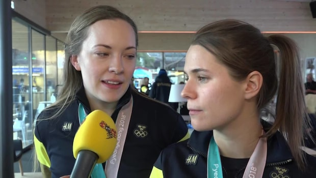 """Curlinghjältarna: """"Vi har haft mycket emot oss"""""""
