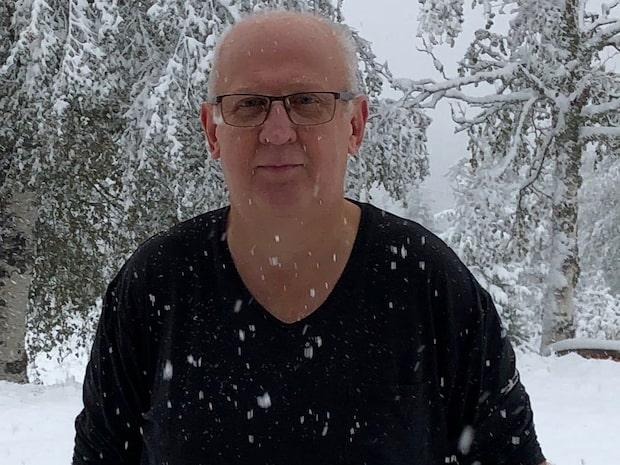 """Snön vräker ner i Värmland: """"Tidigaste jag varit med om"""""""