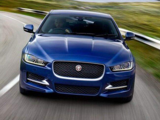 Det är Jaguar som utvecklar tekniken tillsammans med Shell.