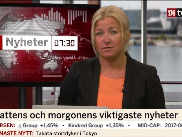 Di Nyheter 7.30 22 juni 2017