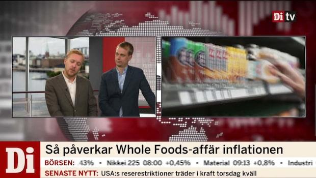 Så påverkar Whole Foods-affär inflationen